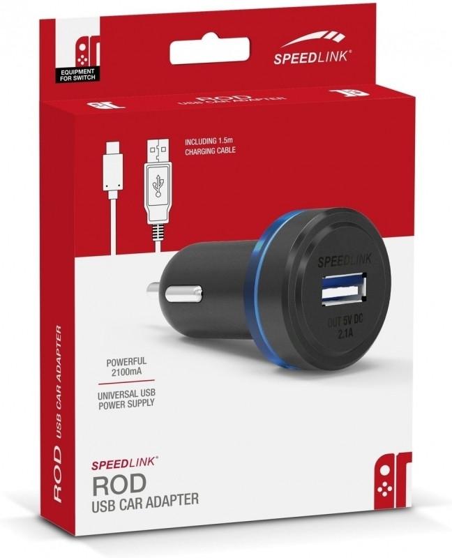 SPEEDLINK Nintendo Switch ROD USB-autolader