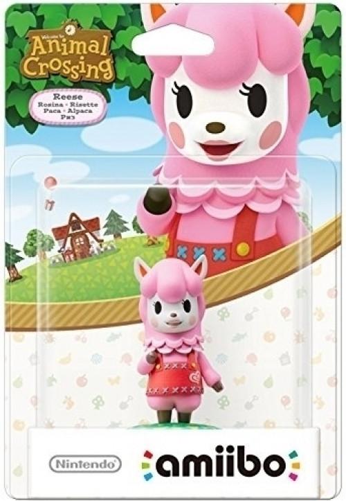 Reese Animal Crossing amiibo