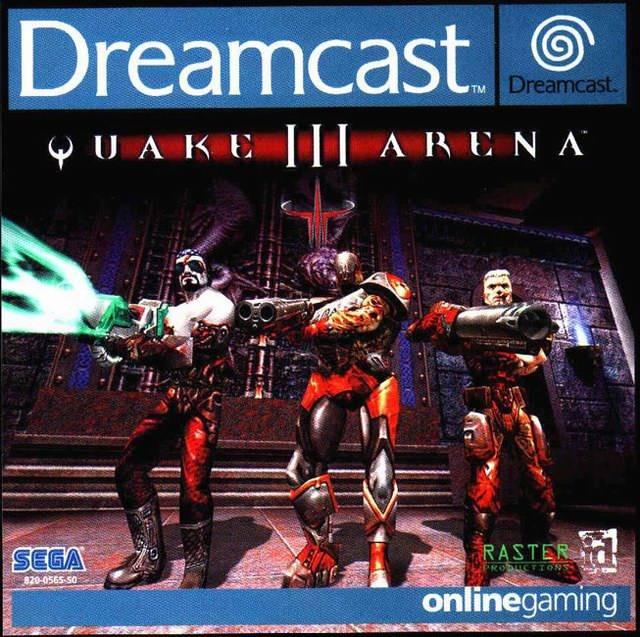 Image of Quake 3 Arena