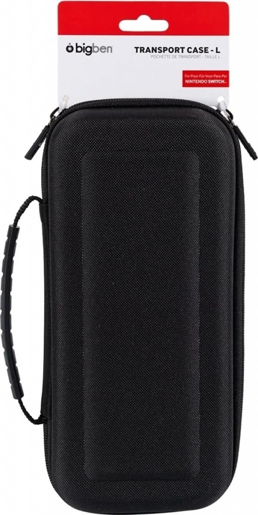 Goedkoopste Big Ben Transport Case - L (zwart)