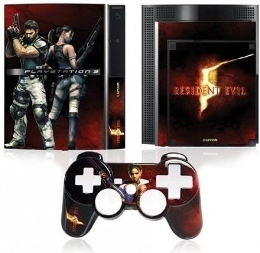 Goedkoopste Resident Evil 5 Faceplate + Console Skin