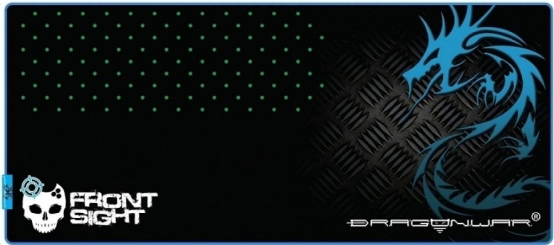 Image of Dragon War Keyboard Pad + Mouse Pad Front Sight