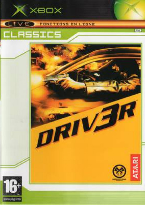 Image of Driv3r (classics)