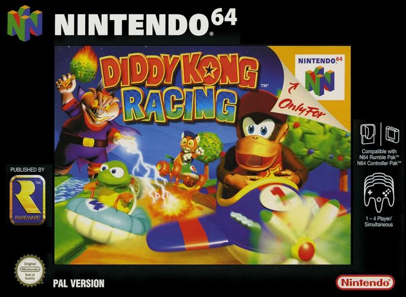 Goedkoopste Diddy Kong Racing
