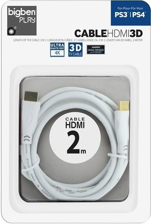 Image of Big Ben 3D 4K HDMI Cable