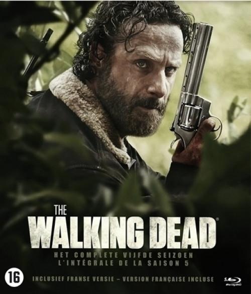 The Walking Dead - Seizoen 5