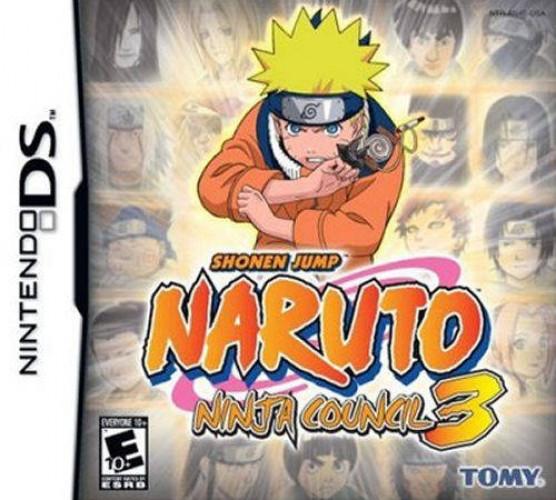 Goedkoopste Naruto Ninja Council 3