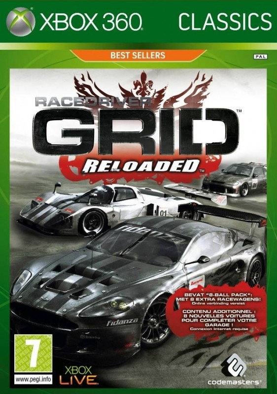 Race Driver Grid Reloaded (classics)