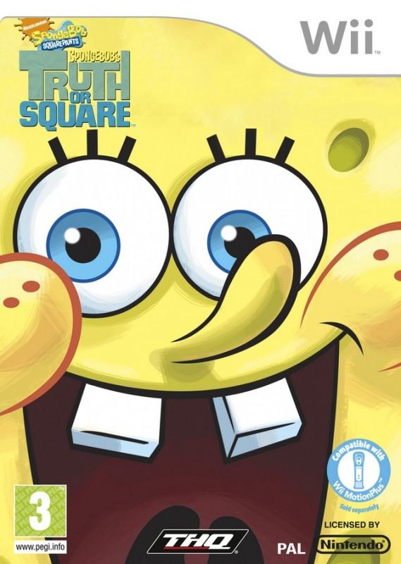 SpongeBob Truth or Square kopen