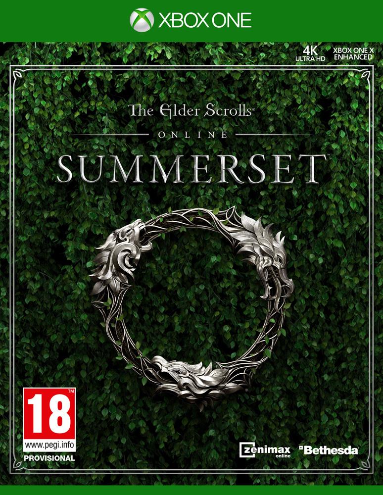 Elder Scrolls Online Summerset + Pre-Order Bonus