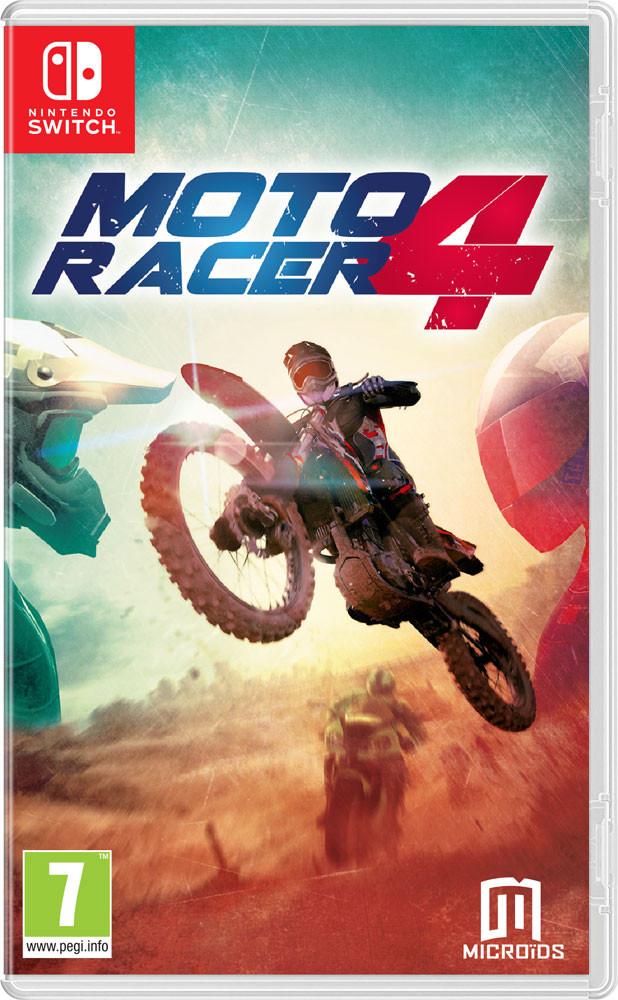 Moto Racer 4 Nintendo Switch Game