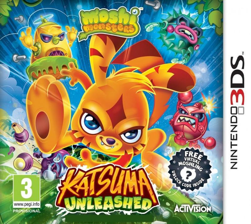 Moshi Monsters: Katsuma Unleashed kopen