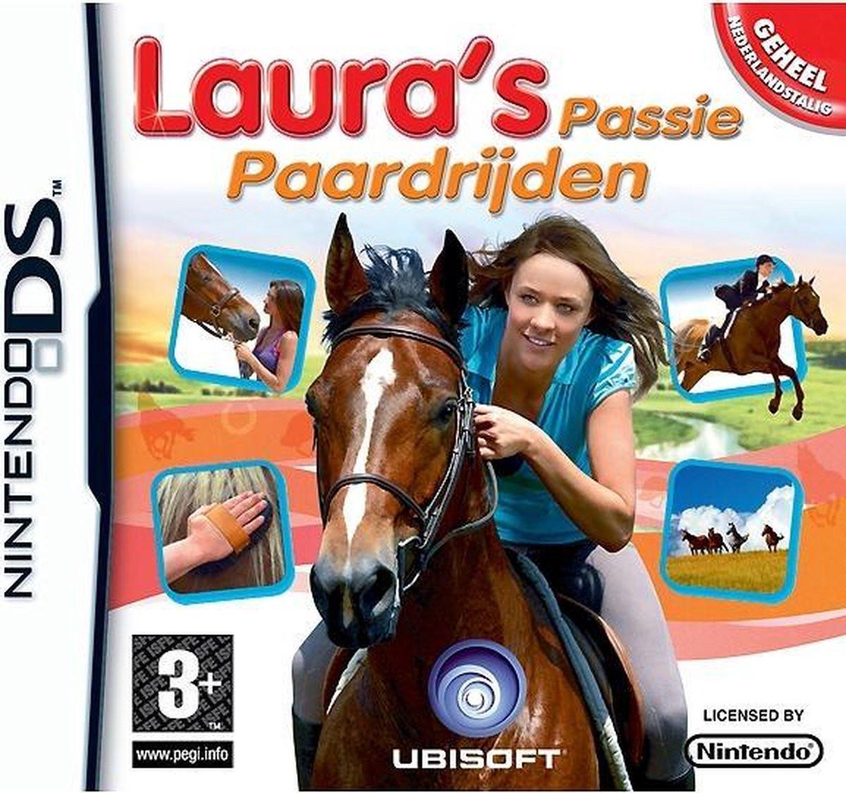 Laura's Passie Paardrijden 3D