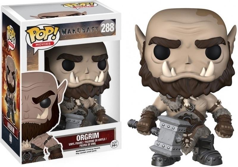 Warcraft Pop Vinyl: Orgrim
