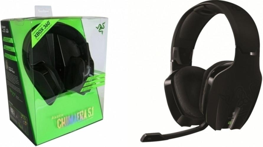 Razer headset chimaera