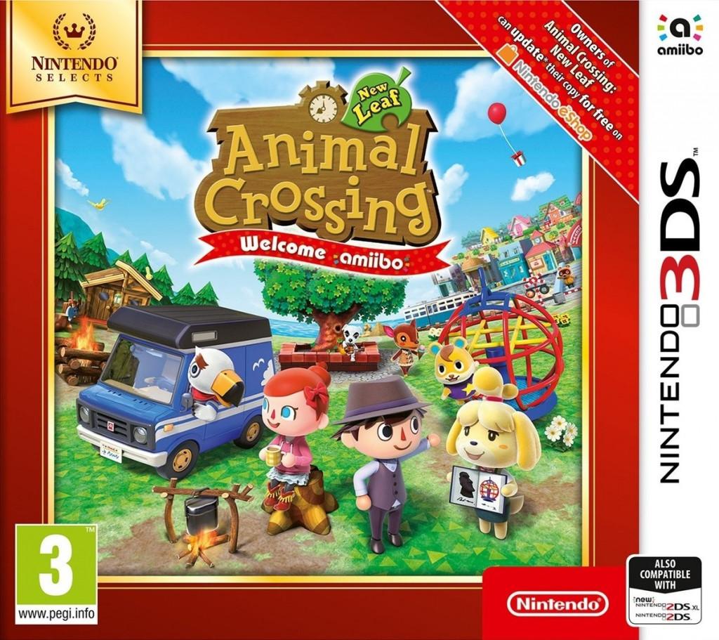 Goedkoopste Animal Crossing New Leaf Welcome Amiibo (Nintendo Selects)