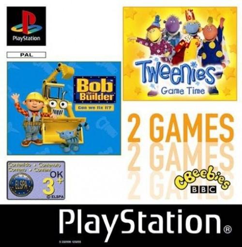 Image of Bob the Builder / Tweenies (double pack)