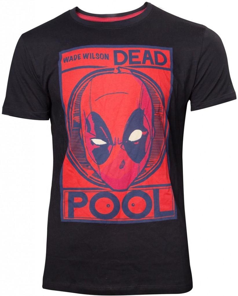 Deadpool - Wade Wilson Poster T-shirt