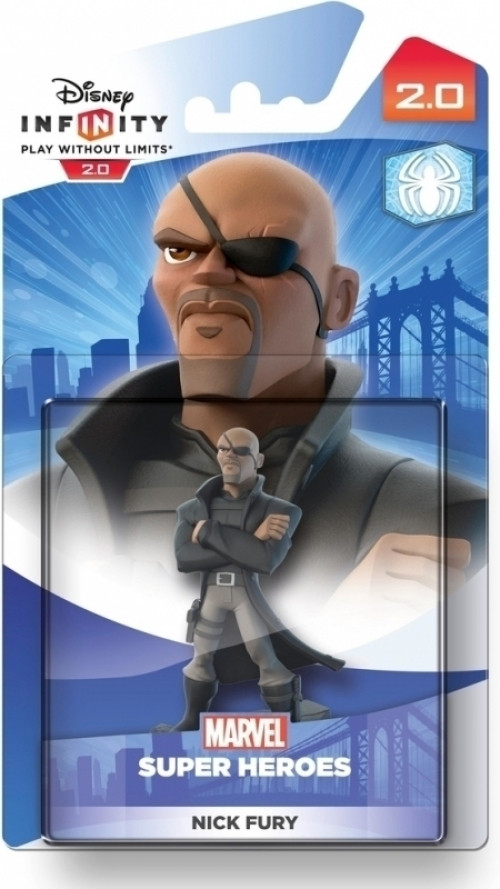 Disney Infinity 2.0 Nick Fury Figure