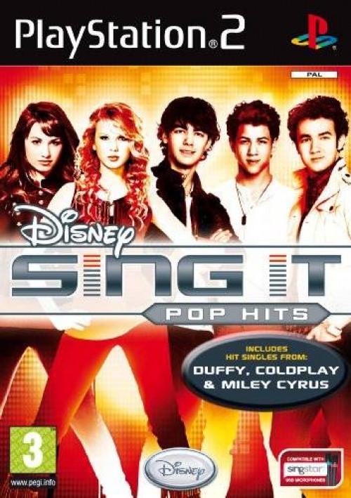 Goedkoopste Disney Sing It Pop Hits