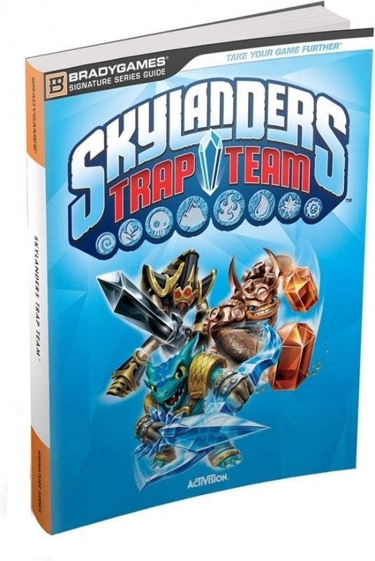 Skylanders Trap Team Strategy Guide