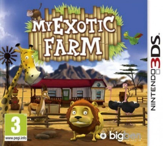 My Exotic Farm kopen