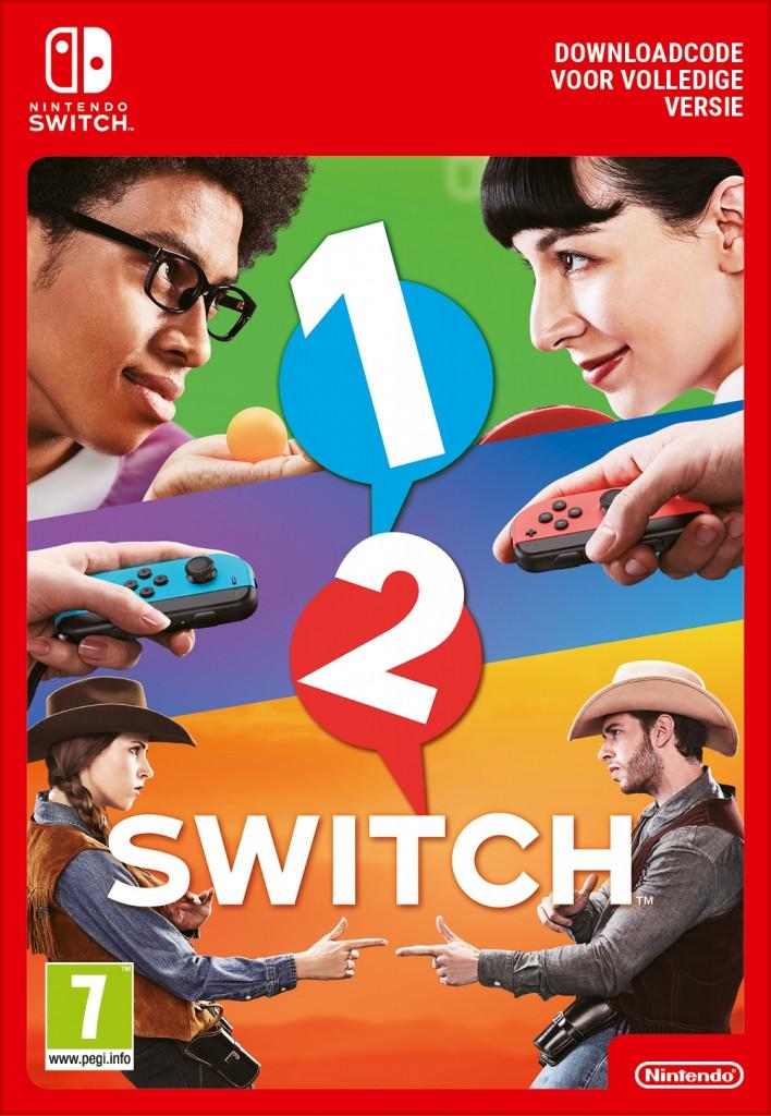 Goedkoopste 1-2-Switch