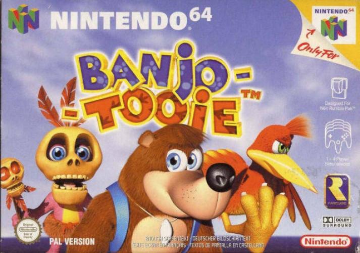 Goedkoopste Banjo Tooie