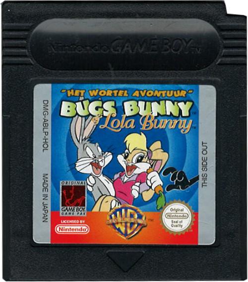 Bugs Bunny & Lola (losse cassette)