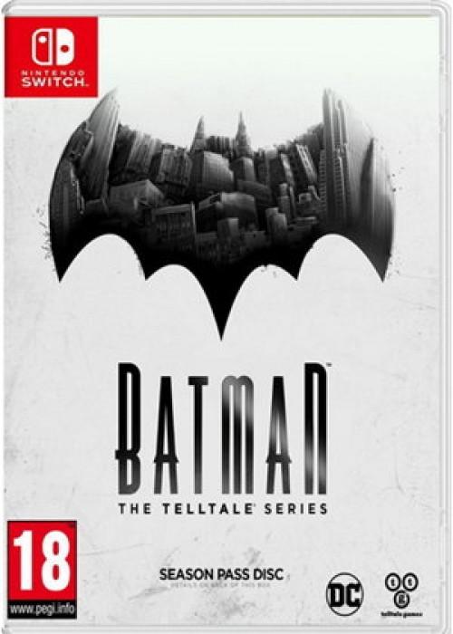 Warner Bros Batman, The Telltale Series Nintendo Switch (1000693728)