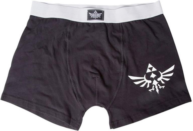 Nintendo - Zelda Logo Boxershort