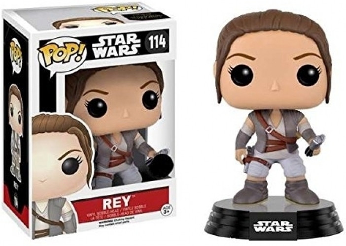 Star Wars Pop Vinyl: Rey (114)