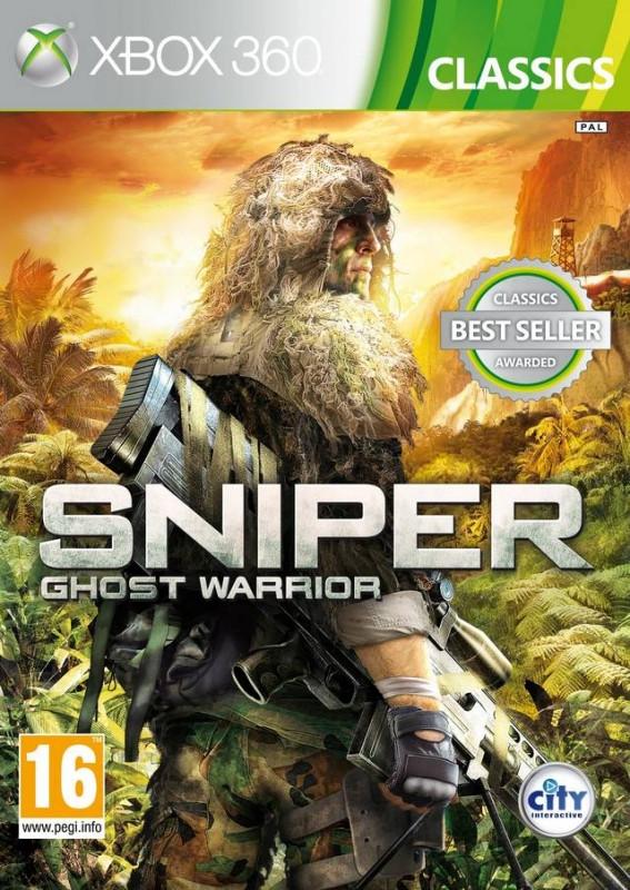 Image of Sniper Ghost Warrior (Classics)