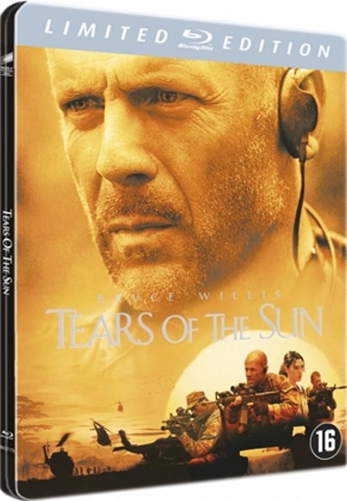 Tears of the Sun (steelbook)