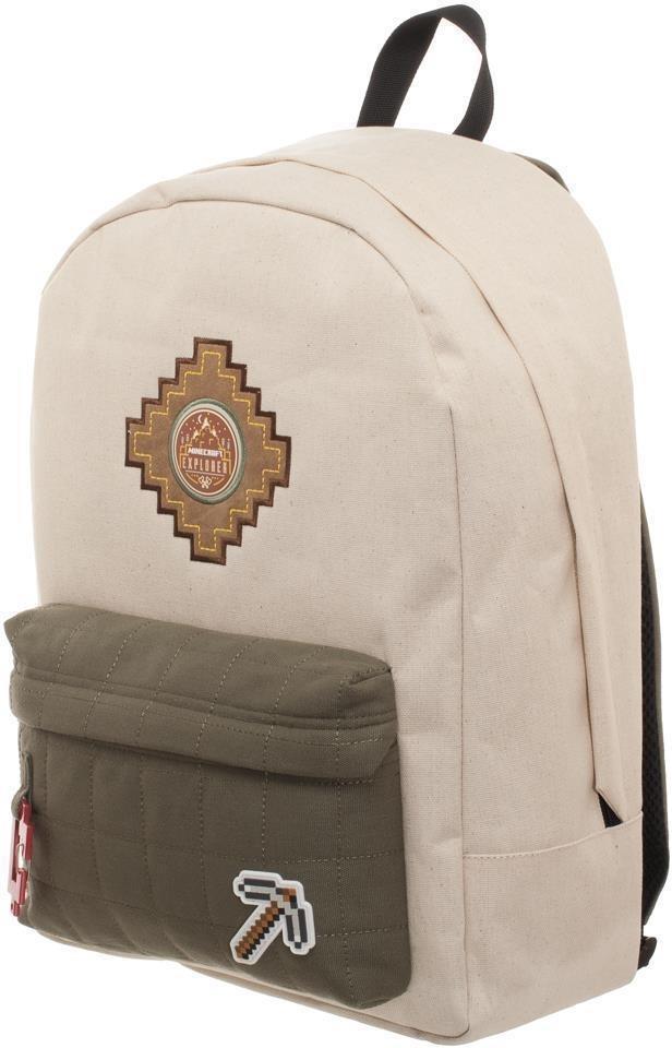 Minecraft - Beige Backpack