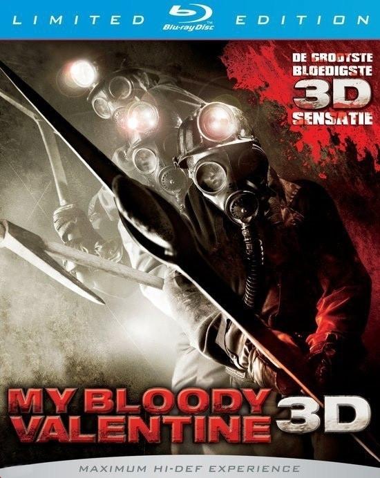 My Bloody Valentine 3D (steelbook)
