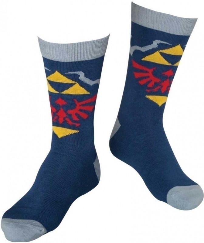 Nintendo - Zelda Crew Socks