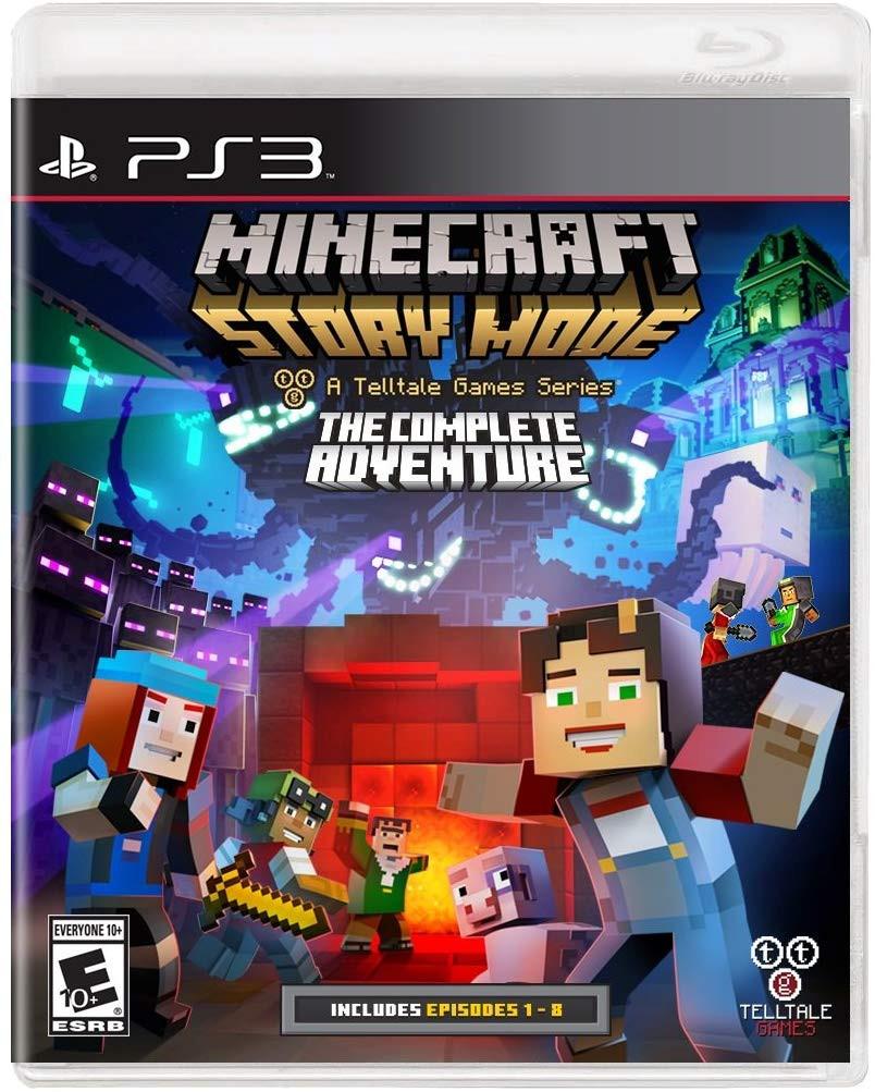 Minecraft Story Mode the Complete Adventure kopen