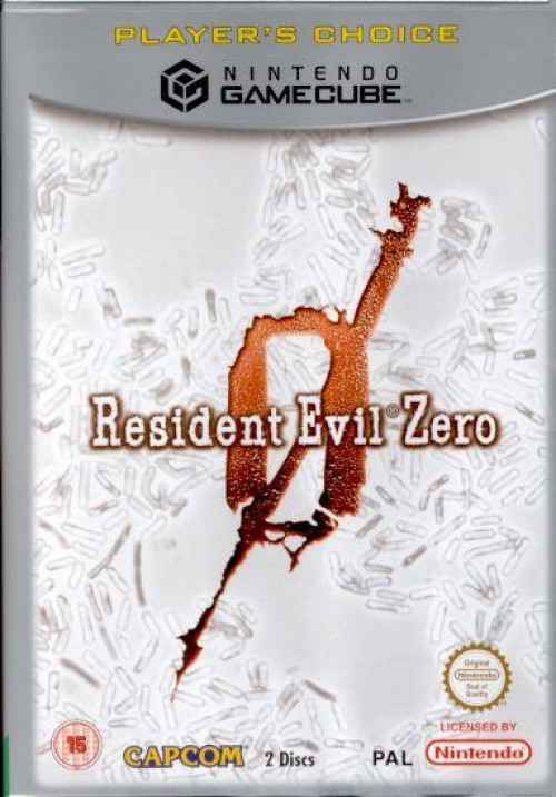 Resident Evil Zero (player's choice)
