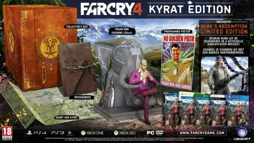 Far Cry 4 Kyrat Edition kopen