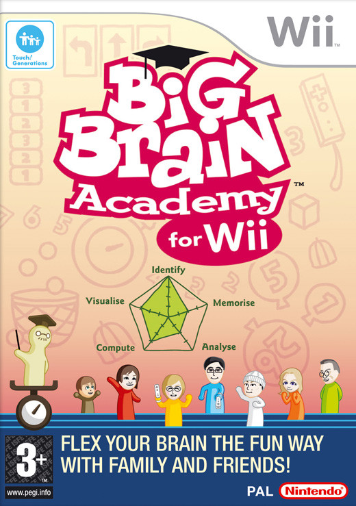 Goedkoopste Big Brain Academy for Wii