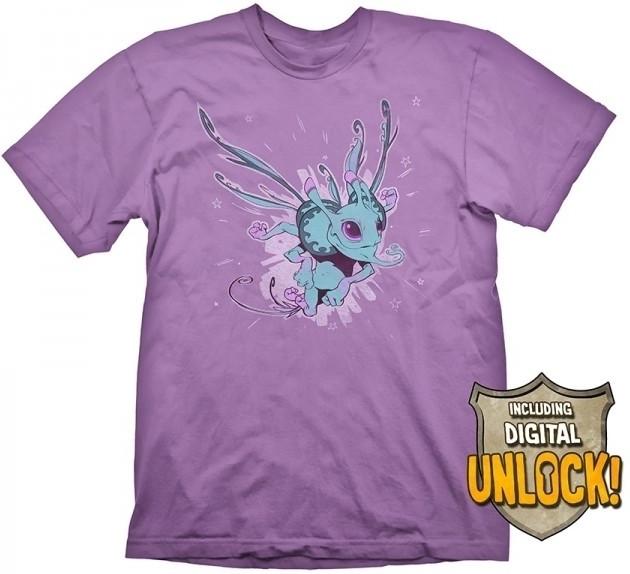 DOTA 2 T-Shirt Puck Girlie + Ingame Code