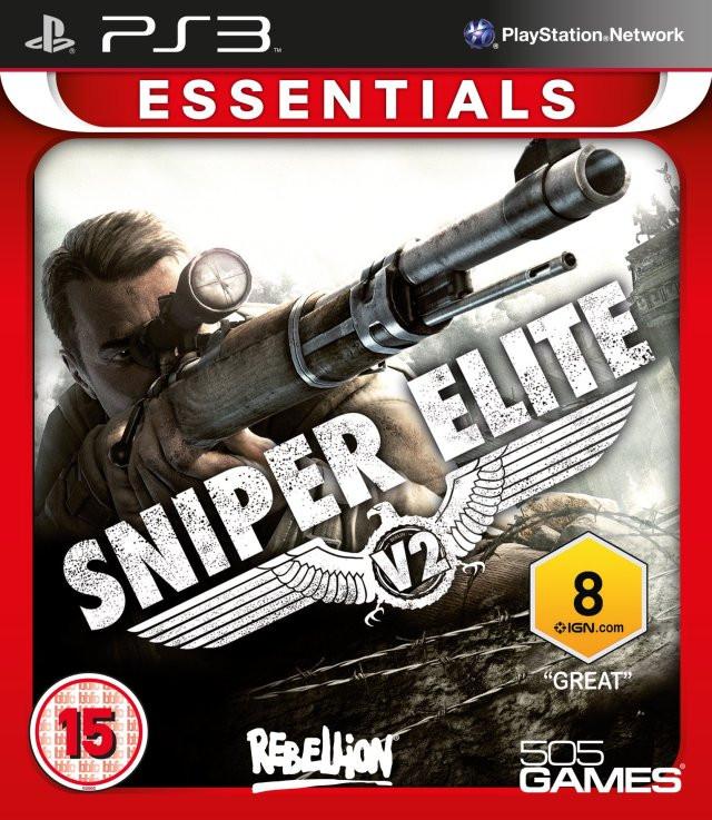 Image of 505 Games Sniper Elite 2 (Essentials) PS3