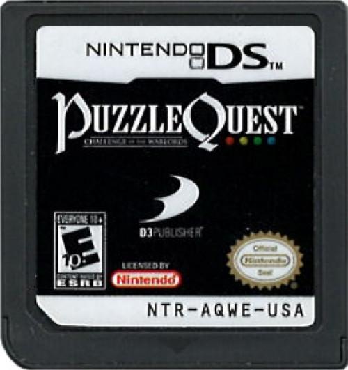 Puzzle Quest (losse cassette)