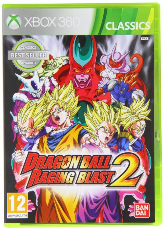 Image of Dragon Ball Z Raging Blast 2 (classics)