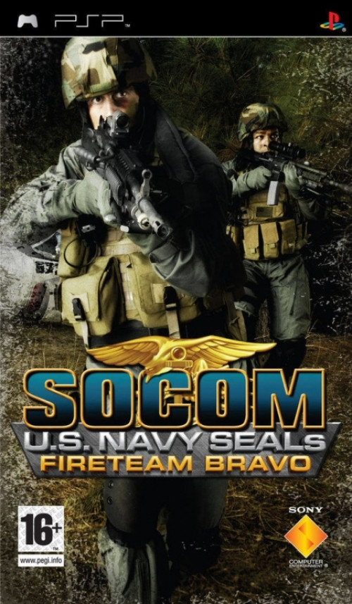 Socom Fireteam Bravo + Headset
