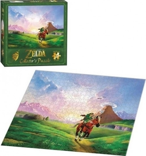 The Legend of Zelda Collector's Puzzle - Link's Ride