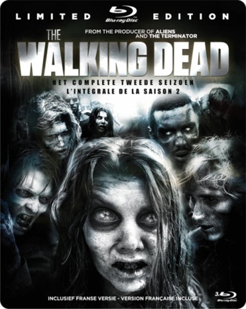 The Walking Dead - Seizoen 2 (steelbook) kopen