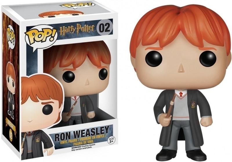 Harry Potter Pop Vinyl: Ron Weasley (02)
