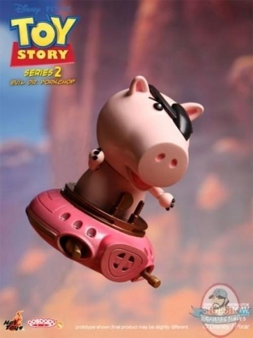 Toy Story Cosbaby - Evil Dr Porkchop